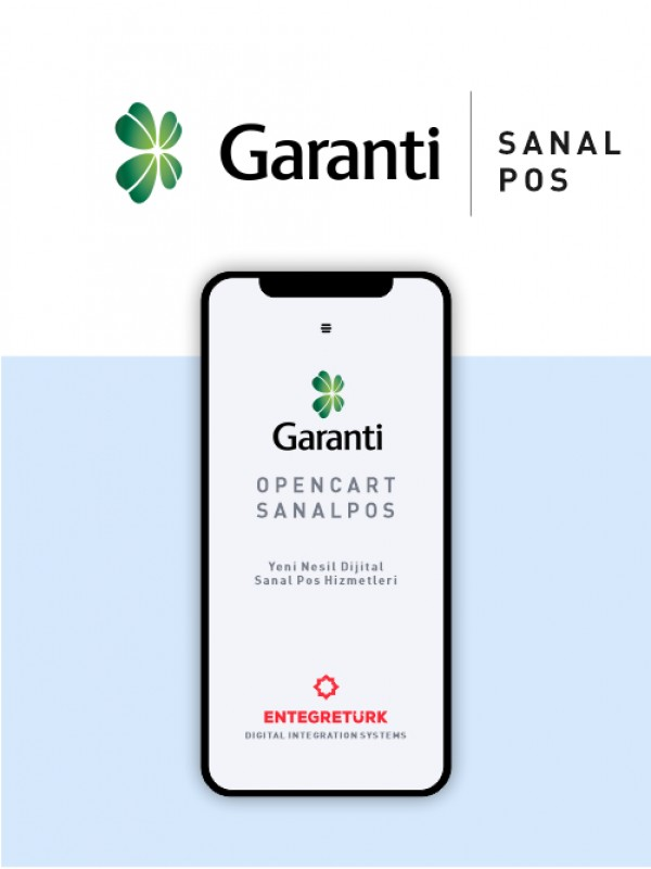 Garanti Sanalpos 1.5.x