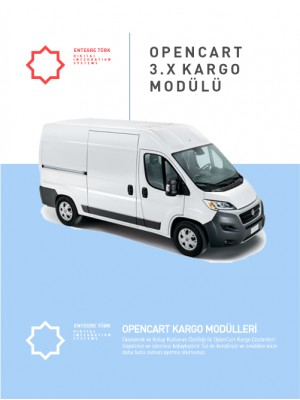 Opencart 3.X Kargo Takip Modülü